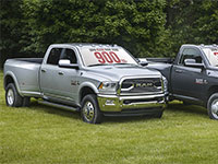 900 Lb Ft 6 7l Mins Equipped Ram Truck