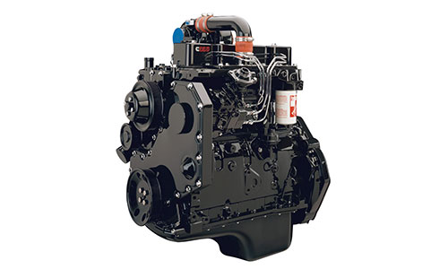 4BT Cummins diesel engine