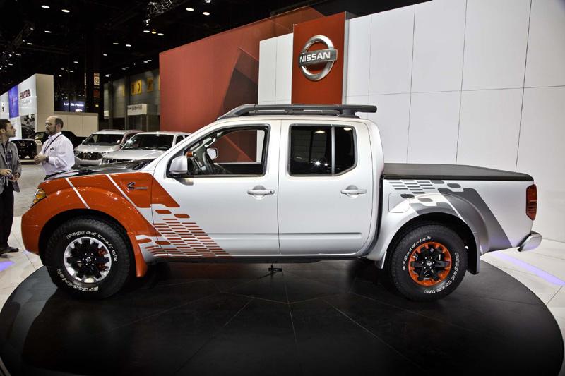Nissan Frontier Diesel Runner Concept 2 8l Cummins