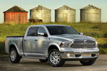 EcoDiesel equipped Ram 1500 pickup