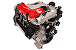 5.0L Cummins V8 engine